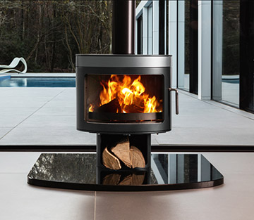 Future Fires Contemporary Wood Burning Stoves